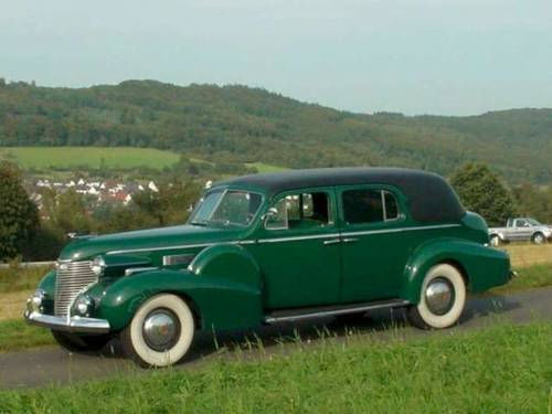 1940 Cadillac Fleetwood 1940 Series 75 Formal Sedan For Sale (picture 1 of 6)