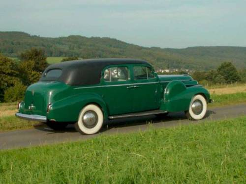 1940 Cadillac Fleetwood 1940 Series 75 Formal Sedan For Sale (picture 3 of 6)