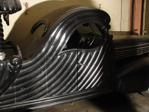 1938 Amazing set of funeral Cadillacs For Sale (picture 6 of 6)