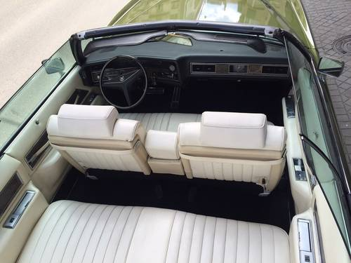 1971 Cadillac EL DORADO convertible - Spanish reg. For Sale (picture 6 of 6)