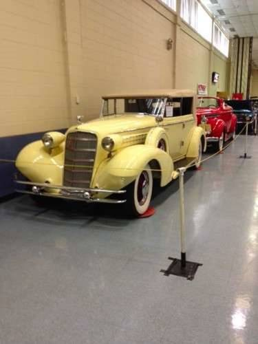 1934 Cadillac 355D Convertible Phaeton For Sale (picture 2 of 5)