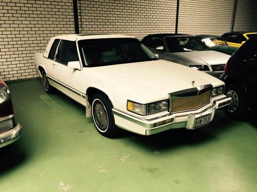Cadillac Coupe Deville 1991 4.9 Liter V8 with 94K Full Optio For Sale (picture 1 of 6)