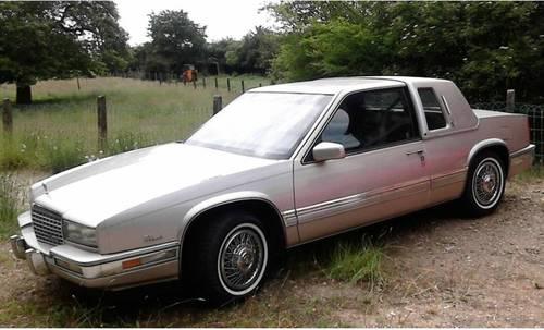 1988 Cadillac Eldorado For Sale (picture 2 of 6)