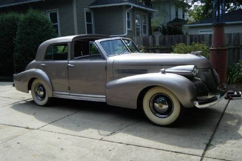 1939 Cadillac 60 Special For Sale (picture 1 of 6)
