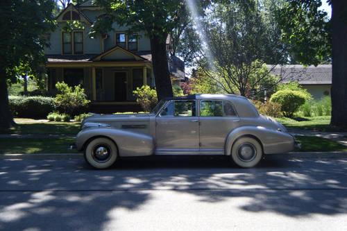 1939 Cadillac 60 Special For Sale (picture 3 of 6)