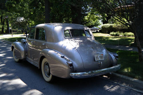 1939 Cadillac 60 Special For Sale (picture 4 of 6)