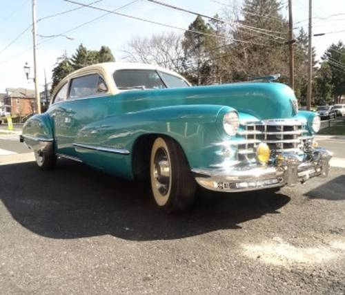 1947 Cadillac 62 Sedanette For Sale (picture 1 of 6)