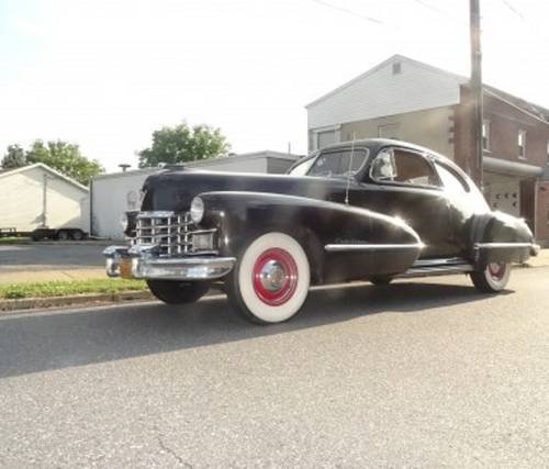 1947 Cadillac 61 Sedanette For Sale (picture 1 of 6)