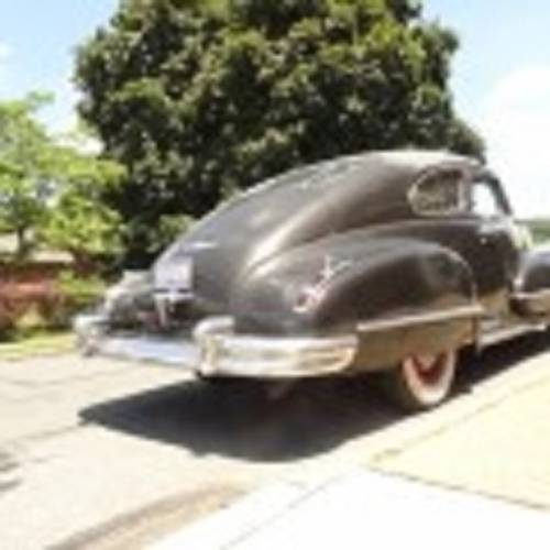 1947 Cadillac 61 Sedanette For Sale (picture 2 of 6)