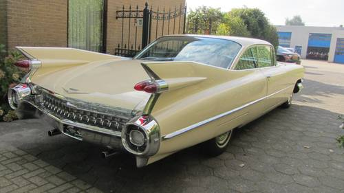 Cadillac Coup de Ville 1959 For Sale (picture 1 of 6)