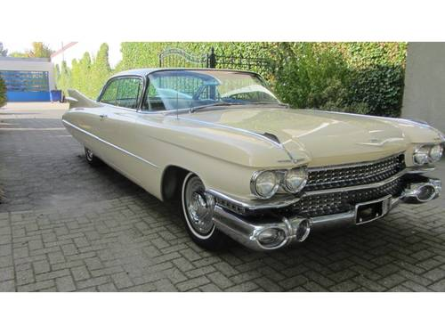 Cadillac Coup de Ville 1959 For Sale (picture 4 of 6)