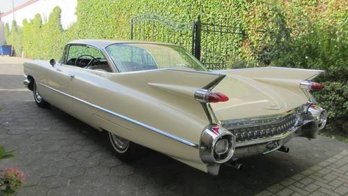 Cadillac Coup de Ville 1959 For Sale (picture 6 of 6)