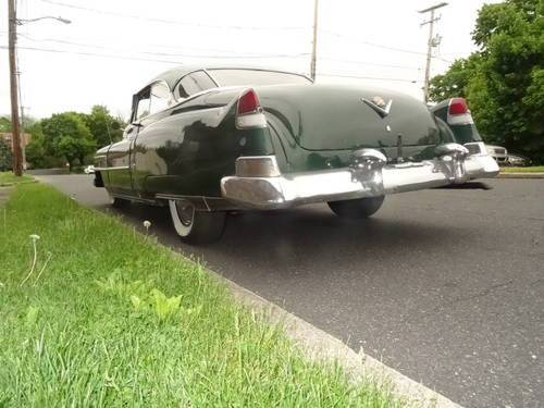 1951 Cadillac Coupe deVille For Sale (picture 2 of 6)