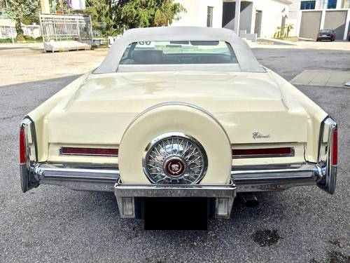 1978 Cadillac - Eldorado Convertible 3°series TOTALLY ORIGINAL For Sale (picture 3 of 6)