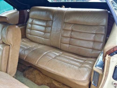 1978 Cadillac - Eldorado Convertible 3°series TOTALLY ORIGINAL For Sale (picture 5 of 6)