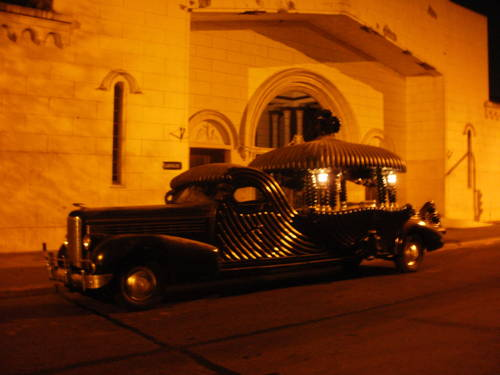 1938 AMAZING CADILLAC HEARSE For Sale (picture 1 of 6)