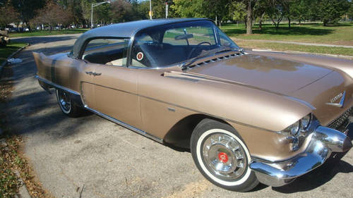 1957 Cadillac Eldorado Brougham 4DR HT For Sale (picture 1 of 6)