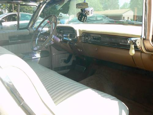 1958 Cadillac Eldorado Seville For Sale (picture 5 of 6)