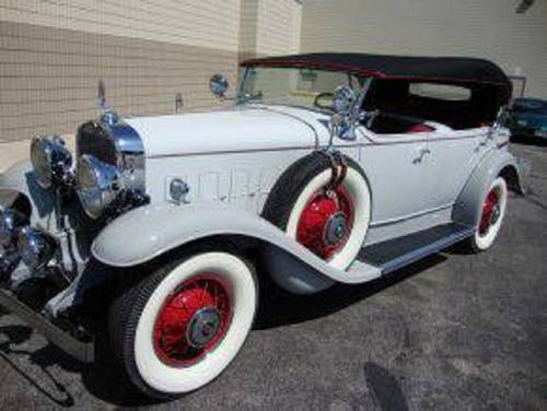 1931 Cadillac Fleetwood Phaeton For Sale (picture 1 of 6)