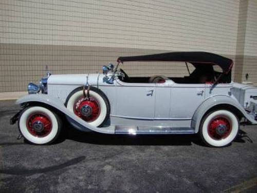1931 Cadillac Fleetwood Phaeton For Sale (picture 2 of 6)