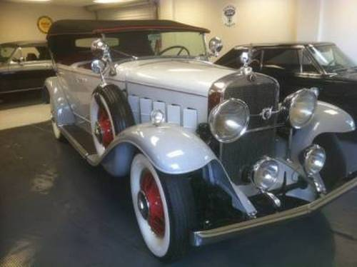 1931 Cadillac Fleetwood Phaeton For Sale (picture 3 of 6)