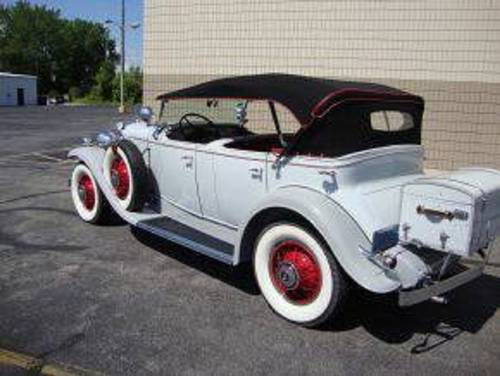 1931 Cadillac Fleetwood Phaeton For Sale (picture 4 of 6)