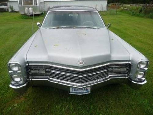 1966 Cadillac Fleetwood Limousine For Sale (picture 3 of 6)