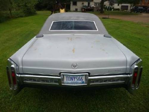 1966 Cadillac Fleetwood Limousine For Sale (picture 4 of 6)