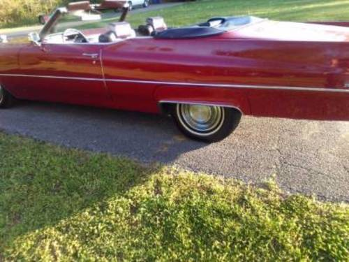 1969 Cadillac Convertible For Sale (picture 2 of 6)