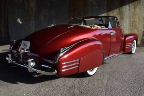 1941 Cadillac 62 Convertible For Sale (picture 2 of 6)
