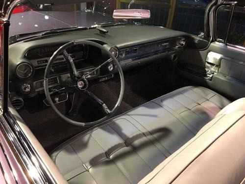 1960 Cadillac Eldorado Biarritz For Sale (picture 4 of 6)