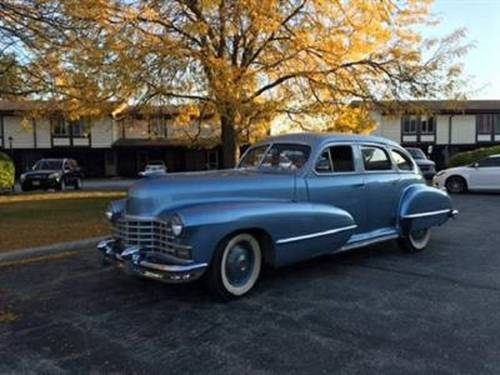 1946 Cadillac 61 Fastback For Sale (picture 1 of 1)