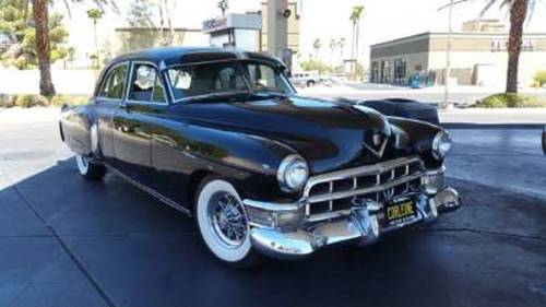 1949 Cadillac Fleetwood 60 For Sale (picture 1 of 1)