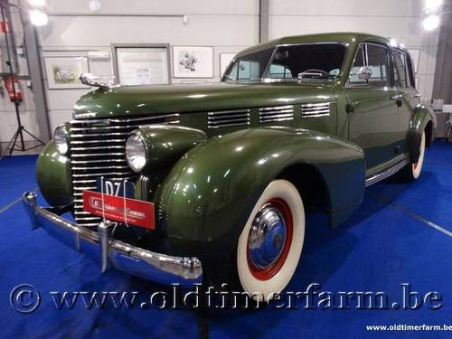 1938 Cadillac Series 60 Fleetwood Special '38 For Sale (picture 1 of 6)