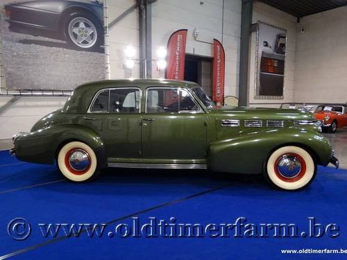 1938 Cadillac Series 60 Fleetwood Special '38 For Sale (picture 3 of 6)
