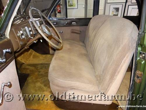 1938 Cadillac Series 60 Fleetwood Special '38 For Sale (picture 4 of 6)