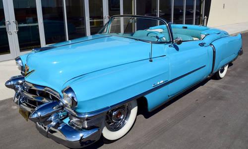 1953 Cadillac Eldorado Convertible For Sale (picture 1 of 6)