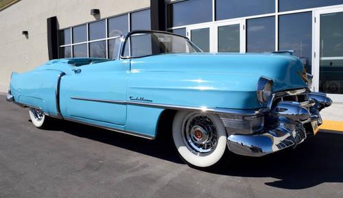 1953 Cadillac Eldorado Convertible For Sale (picture 2 of 6)