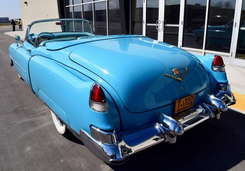 1953 Cadillac Eldorado Convertible For Sale (picture 3 of 6)