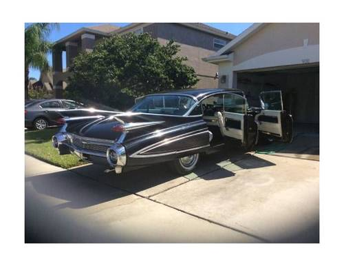 1959 Cadillac Fleetwood 4DR Sedan For Sale (picture 1 of 2)