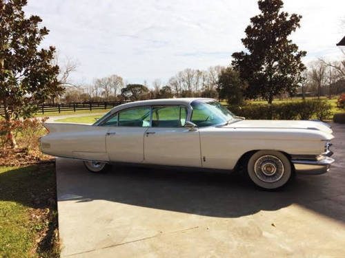 1960 Cadillac 60 Special 4DR HT For Sale (picture 1 of 6)