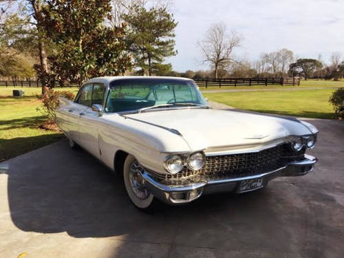 1960 Cadillac 60 Special 4DR HT For Sale (picture 3 of 6)