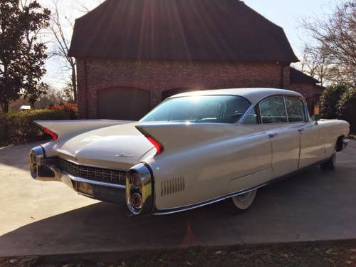 1960 Cadillac 60 Special 4DR HT For Sale (picture 4 of 6)