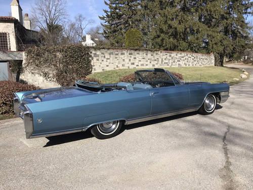 1965 Cadillac Eldorado Convertible For Sale (picture 3 of 6)