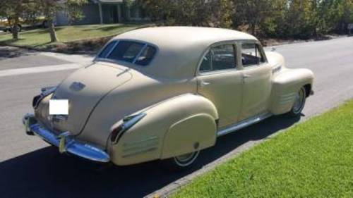 1941 Cadillac 61 4DR Sedan For Sale (picture 2 of 5)