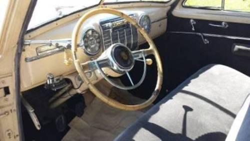 1941 Cadillac 61 4DR Sedan For Sale (picture 4 of 5)
