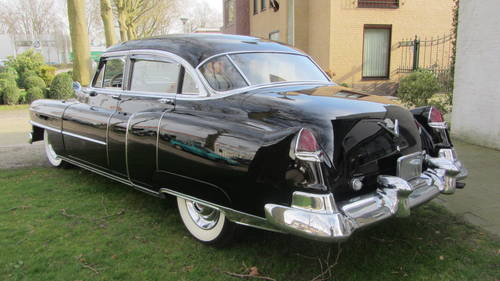 Cadillac Sedan de Ville serie 62 year 1950 For Sale (picture 3 of 6)