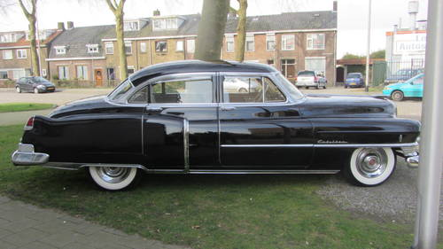 Cadillac Sedan de Ville serie 62 year 1950 For Sale (picture 5 of 6)