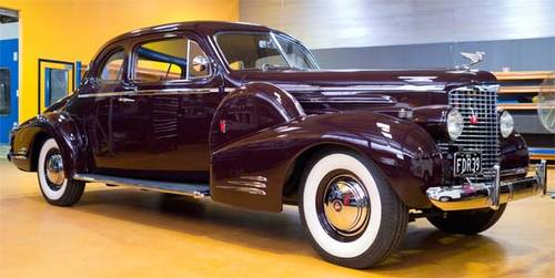 Mega Rare 1939 Cadillac Series 90 Coupe For Sale (picture 1 of 6)