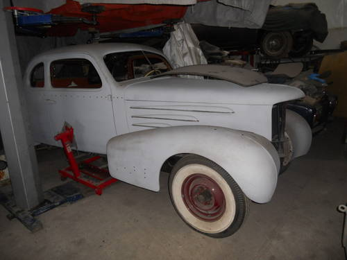 Mega Rare 1939 Cadillac Series 90 Coupe For Sale (picture 4 of 6)